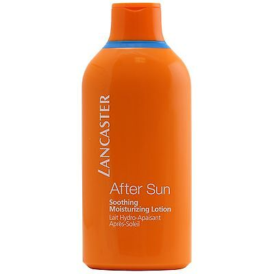 Lancaster Suncare After Sun Soothing Moisturising Lotion 400ml for her BRAND NEW