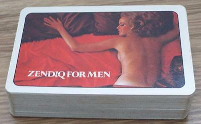 Zendiq For Men - Vintage Pack of Glamour Playing Cards