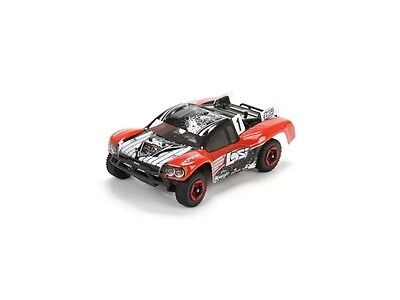 Horizon Hobby Losi 1/24 Micro SCTE 4WD Brushless 2,4GHz RTR rot - LOS00001ICT1