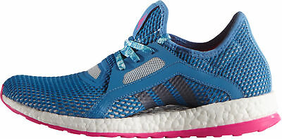 Adidas Pure Boost X Ladies Running Shoes - Blue