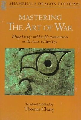 Mastering the Art of War by Liu Ji Paperback Book (English)