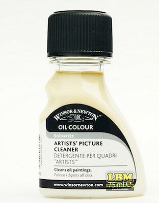 Winsor & Newton Oil Colour Artists Picture Cleaner 75ml (3021735)