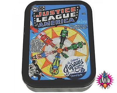Justice League Of America 150 Piece Jigsaw Puzzle In A Collectors Tin