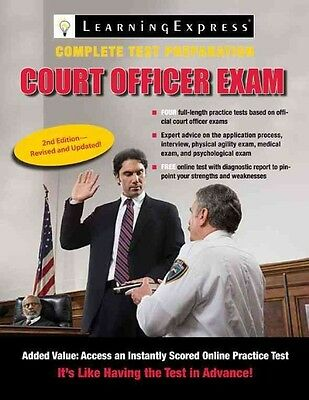 NEW Court Officer Exam by Paperback Book (English) Free Shipping