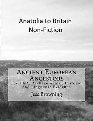 Ancient European Ancestors: The DNA, Archaeological, Historic, and Linguistic Ev