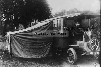 rp02244 - Operating Ambulance in France - photo 6x4