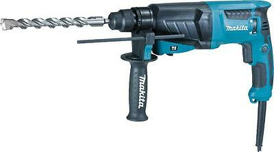 Makita Hr2630X7 240 Volt Sds Hammer Drill 3 Mode With Chiselling Action
