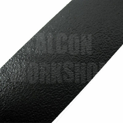 BLACK SKIN FRIENDLY 100mm x 600mm ANTI SLIP TAPE STAIR TREAD SELF ADHESIVE AQUA