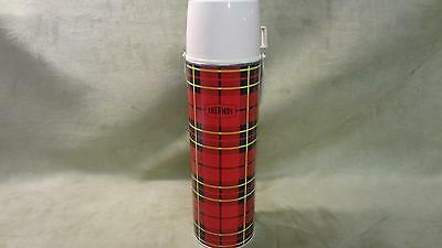 1964 Vintage King Seeley Metal Beverage Collectible Thermos