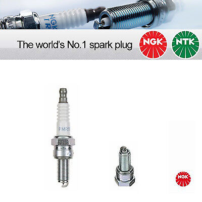 NGK PMR9B / 4717 Laser Platinum Spark Plug Pack of 4 Replaces IU27