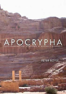 Apocrypha by Peter Boyle (English) Paperback Book