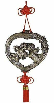 (1) CHINESE KNOTTING ~ FENG SHUI SPIRIT ~ ASIAN Antique Style WALL HANGING