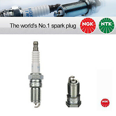 NGK PTR6F-13 / PTR6F13 / 7569 Laser Platinum Spark Plug Pack of 4 Replaces IT20