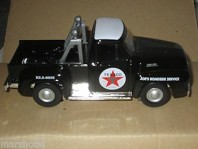 Matchbox Die Cast Texaco Truck 1953 Ford Pick Up Roadside Service 1:43 Scale