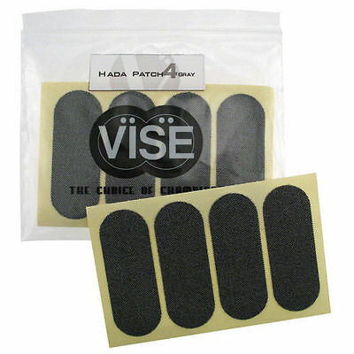 """3 PACK- Vise Bowling Grey #4 1"""" Hada Patch Tape Pre Cut 120 Pieces"""