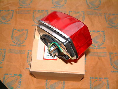 Honda CB 750 Four K0 K1 K2 Rücklicht komplett original Stanley tail light rear