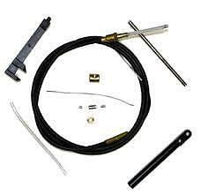 Mercruiser Shift Cable 1,mr,alpha 1 & Gen 2 With Aft Entry Into Housing Ap2190
