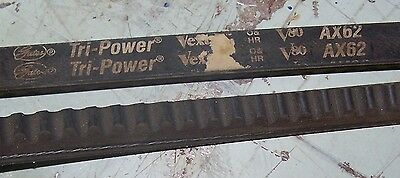 Gates Tri-Power Vextra V Belt AX62