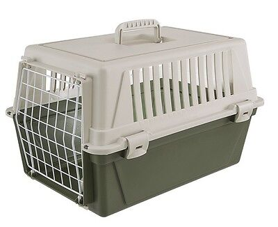 Ferplast Atlas 10 Pet Carrier Cat Dog Puppy Rabbit Cage Safe Crate Travel Carry