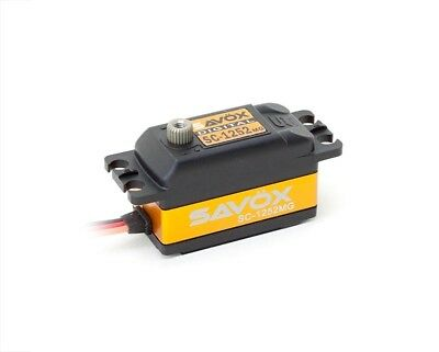 Savöx SC-1252MG Low-Profile Digital Servo - Savox