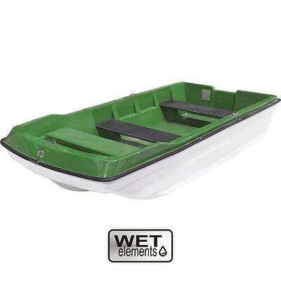 WET-Elements Ruderboot Angelboot Motorboot Donau