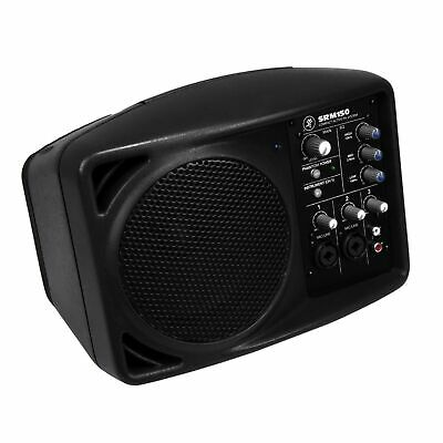 "Mackie SRM150 5.25"" Compact Powered PA System"