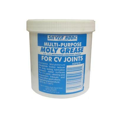 Silverhook Moly Grease - For CV Joints 500g Tub