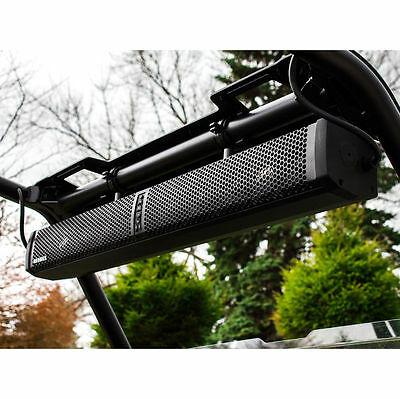 Hifonics TPS-10 Ten Speaker Bluetooth Marine Polaris ATV UTV RZR Soundbar System
