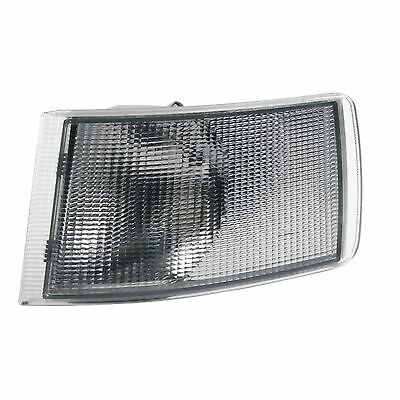 Fiat Ducato Mk2 1994-2002 Front Indicator Clear Passenger Side N/S