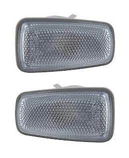 Peugeot 306 1997-2002 Clear Side Repeaters 1 Pair