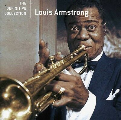 Louis Armstrong - Definitive Collection [New CD] Rmst