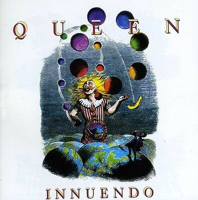 Queen - Innuendo [New CD]