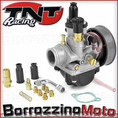Kit Carburatore Tnt Racing Phbg 19 Malaguti F12-Phantom 50 2T
