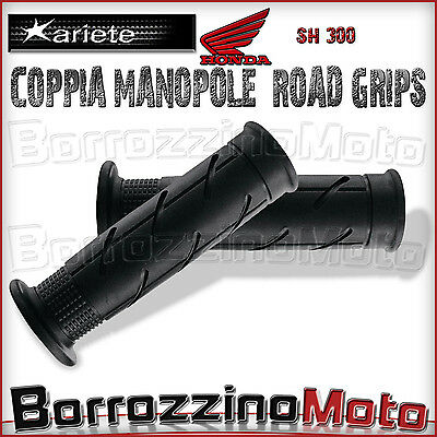 Coppia Manopole Ariete Road Grips Specifiche Honda Sh 300 Tutti Tipo Originale