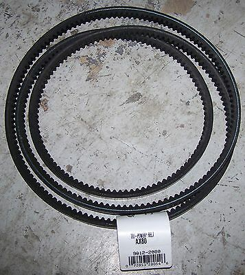 Gates Tri-Power Vextra V Belt AX80