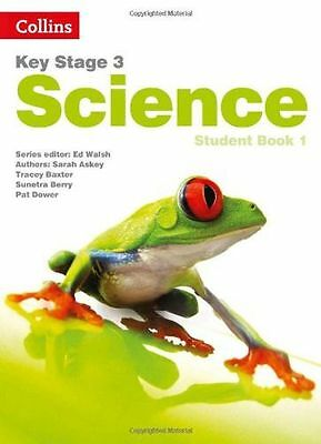 **NEW** - Key Stage 3 Science - Student Book 1 (PB) - 0007505817