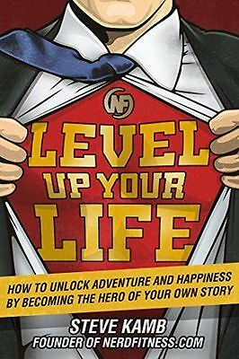 **NEW** - Level Up Your Life (HB) - 1623365406