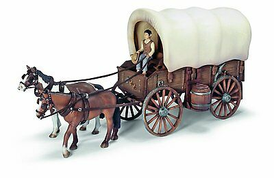 Schleich Settlers Frontier Covered Wagon Conestoga Retired 42024 RARE NRFB NEW