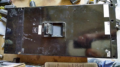 Federal Pacific FPE type NM frame molded case switch 800amp 600v 1yr warranty!