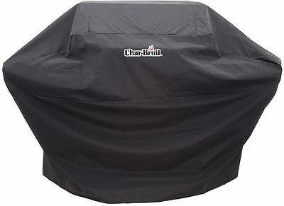 """72"""" NEW Char-Broil 5+ BURNER ALL SEASON HEAVY DUTY GRILL COVER FAST FREE SHIPPIN"""