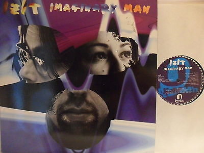 Izit - Imaginary Man - LP 1995 IT - Ujamm'n UJA 012