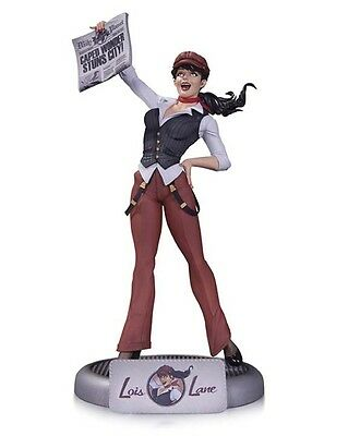 Dc Comics Collectibles Ant Lucia Bombshells Lois Lane Limited Edition Statue