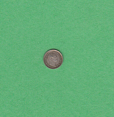 1834 Great Britain - 1 1/2 Pence - William IV - Uncirculated