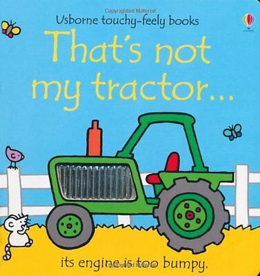 That's Not My Tractor,New Condition
