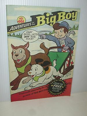 Adventures Of The Big Boy Restaurants Issue #46 Comic Book 1996