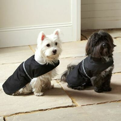 Bunty Dog Waterproof Outdoor Raincoat Warm Jacket Fleece Reflective Coat
