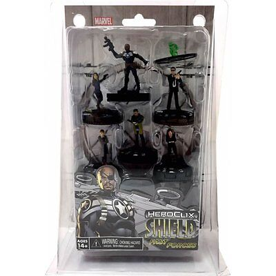 WizKids HeroClix Nick Fury Agents Of Shield Fast Forces Pack BNIB Free UK P&P