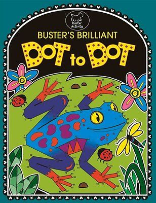 Buster's Brilliant Dot To Dot - Emily Golden Twomey (Paperback 2013) Great Gif