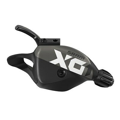 Sram  - X01 Eagle Trigger 12 Speed Rear Shifter - With Discrete Clamp - Black