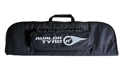 Bow Case Avalon A2 Tyro padded takedown recurve bow bag